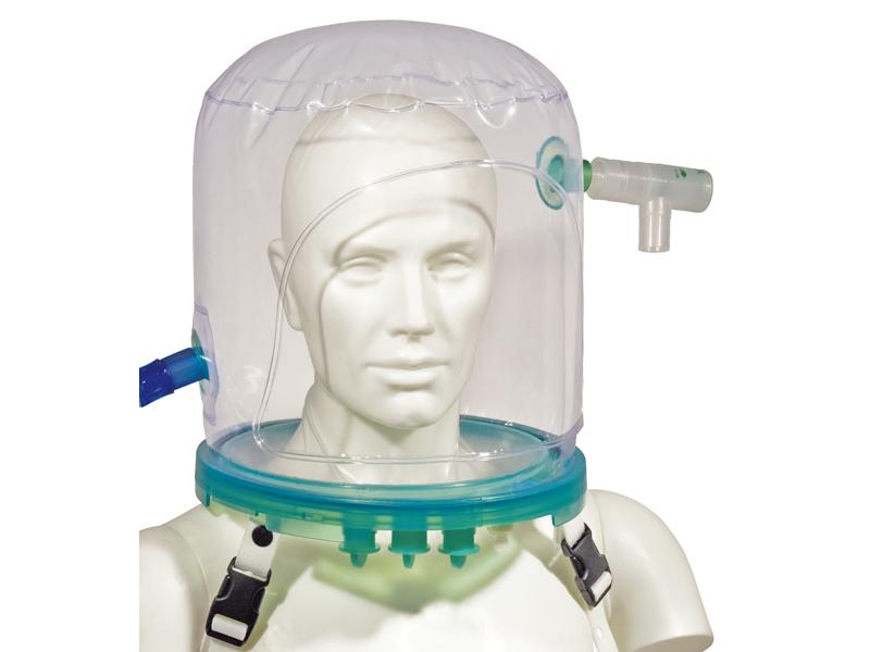CPAP hood